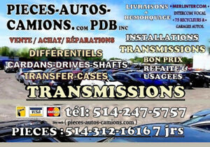 TRANSMISSION AUTOMATIQUE FORD ESCAPE & MAZDA TRIBUTE 2007-08