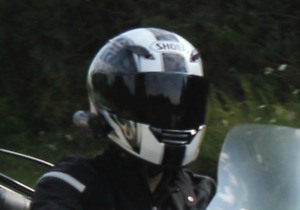 Shoei RF-1100 Helmet.