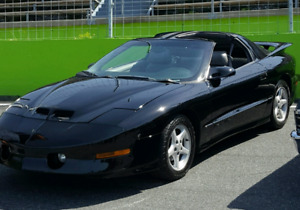 Pontiac trans am chevrolet 1995