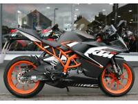 2016 KTM RC 125 at Teasdale Motorcycles, Yorkshire