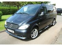 Mercedes-Benz Vito 3.0CDi 120 CDI Sport-X 2007 57 reg with 136k miles