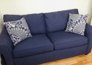 New Couch (Pull out Bed) from Beck's Home Hardware