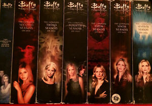 Collection Buffy the vampire slayer