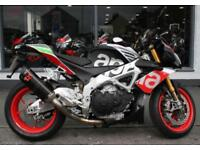 2017 Aprilia Tuono V4 1100 FACTORY with EXTRAS - Teasdale Motorcycles, Yorkshire