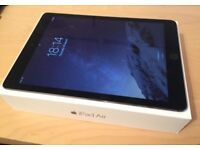 IPAD AIR 2-16GB SPACE GRAY WITH SMART COVER FOR SALE