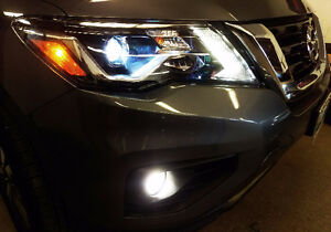 LED HID Xenon from 249$ Installed  2 Years Warranty !