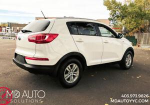 2012 KIA SPORTAGE LX AWD ONLY 62K!