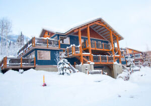 Kicking Horse Mountain Resort 2 Bedroom Condo!