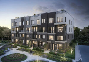 **** BRAND NEW Stacked Townhouse in ERIN MILLS, MISSISSAUGA ***