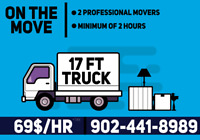 Moving?? CALL/ TEXT 902 441 8989 Free Estimate