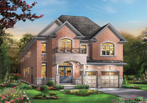 Brand New Detached Assignment  Homes in Brampton Closing 2018
