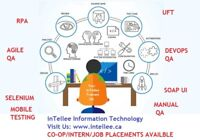 Software Automation Testing Training: RPA/Selenium with Co-op