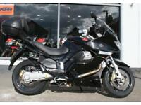 2011 Moto Guzzi Norge 8V 1200GT In Black At Teasdale Motorcycles, Yorkshire