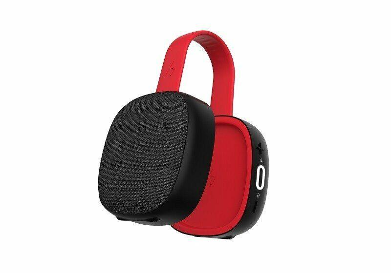 Havit E5 Rosso - Altoparlante Casse Bluetooth IPX7 - Ricarica 5 h Uso 30 h