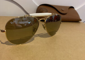 Women's Ray Ban Aviator Sunglasses - Excellent Condition