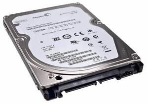 "Seagate Momentus 500GB 7200RPM  2.5"" Hard Drive HDD Carlton Melbourne City Preview"