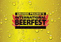 Grande Prairie International Beerfest Tickets