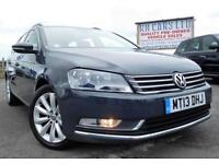 2013 13 VOLKSWAGEN PASSAT 2.0 HIGHLINE TDI BLUEMOTION TECHNOLOGY 5DR NAV 139 BHP