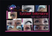 2D volume lash extensions $95. (Limited time only)