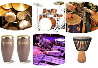 ** DRUM LESSONS - FREE TRIAL LESSON AND SPECIAL RATES **