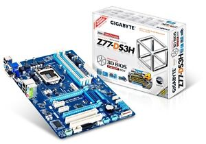 Gigabyte Motherboard with intel core i5
