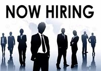 Seeking 5-10 Competitive, Driven, Hard Working individuals