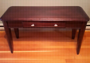 Palliser Sofa table/ desk