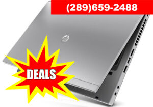 Summer Sale on a Core i7 HP Elitebook with 4GB RAM!