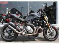 2017 Ducati Monster 1200S with lots of EXTRAS at Teasdale Motorcycles, Yorkshire