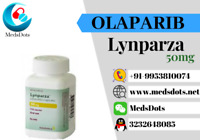 Buy Olaparib 50mg Capsules Online | Lynparza price in India | Ge