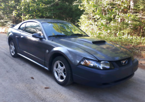 Ford Mustang 2004 automatic 40th Anniversary