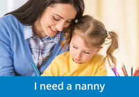 NOW HIRING: Full/Part Time LONG TERM Nanny for our 2 children