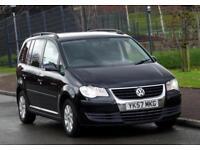 2007 57 Volkswagen Touran 1.9 TDI Diesel (7 Seats), Full Service History