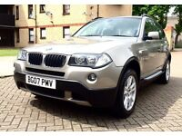 BMW X3, Diesel,90000 miles with full history,Hpi clear