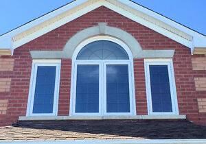 WINDOWS & DOOR REPLACEMENT  -  SUMMER SAVINGS