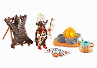 Playmobil 6477 Western Indian Camp NEW