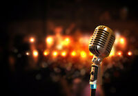 Wedding/Celebration/Party Singer for your special day!