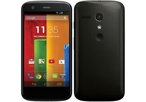 Motorola Moto G Android Phone with screen protector & otterbox