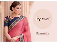 STYLEWELL BANARASIYA VOL-1 WHOLESALE ETHNIC INDIAN SAREE