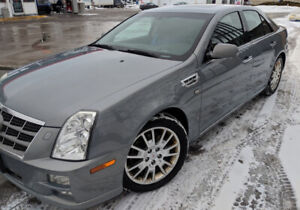 2008 Cadillac STS 4.6L V8 AWD with PREMIUM PERFORMANCE PACKAGE