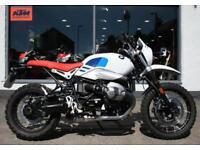 2017 BMW R NINET URBAN GT at Teasdale Motorcycles, Yorkshire