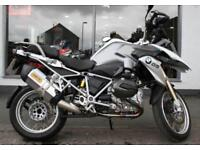 2014 BMW R 1200GS with EXTRAS at Teasdale Motorcycles, Yorkshire