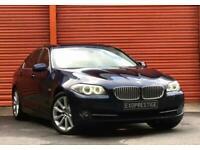 2010 BMW 5 Series 4.4 550i V8 SE 4dr Saloon Petrol Automatic