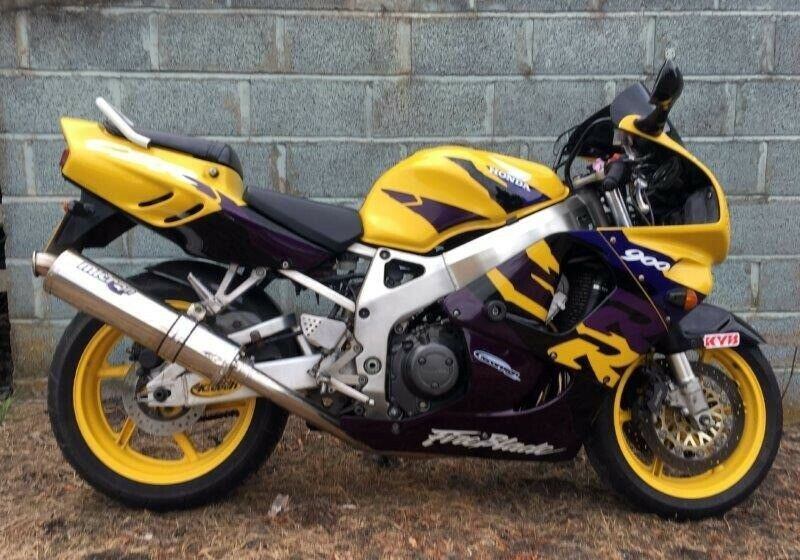 1997 Honda Fireblade Cbr 900 Rr In Bishop Auckland County