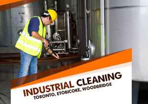 Industrial Cleaning Services in Etobicoke