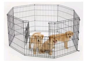 2 ft Puppy pen and 3ft puppy pen available