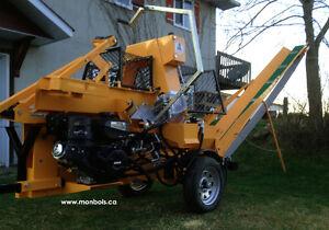 Processeur de bois de chauffage  20 tonne avec moteur Kohler Saint-Hyacinthe Québec image 4