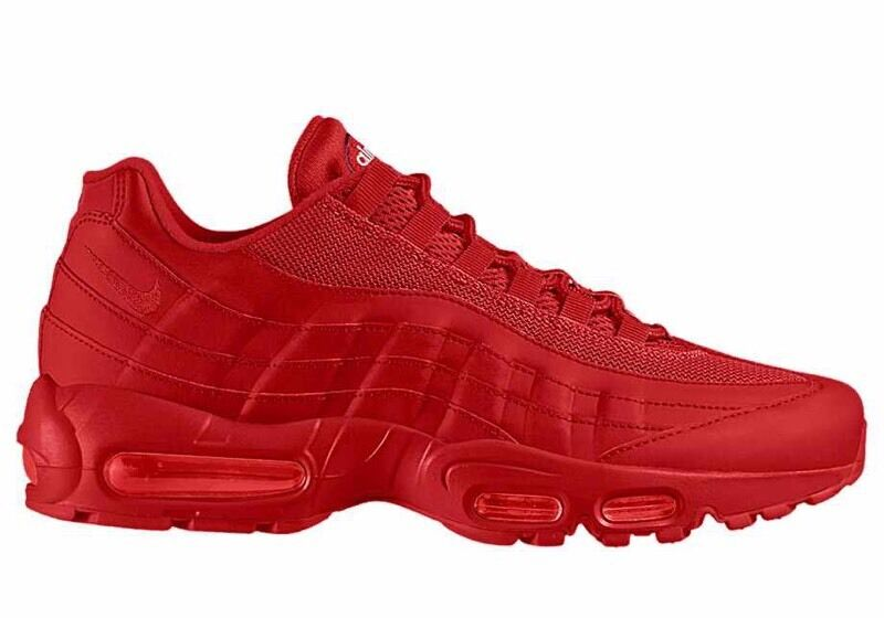 grxnm Nike Air max 95 All Red special edition | in Dagenham, London