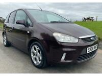 Ford C-Max 1.6 16v Zetec 5dr manual FINANCE AVAILABLE
