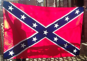 Confederate Flag 6 x 10 Sewn Nylon